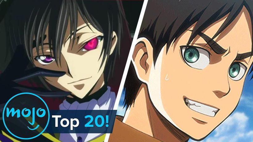 Top 20 Best Anime of Each Year