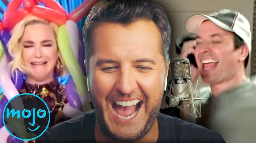 Luke Bryan Reacts to His Top 10 Funniest Moments