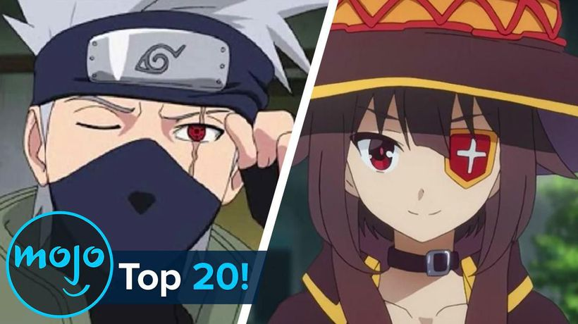 Top 20 Anime Characters of the Century (So Far)