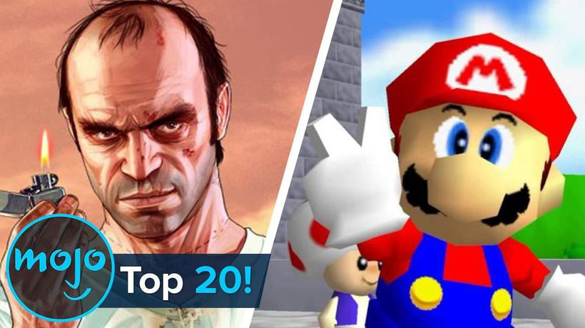 Top 20 Video Games of All Time