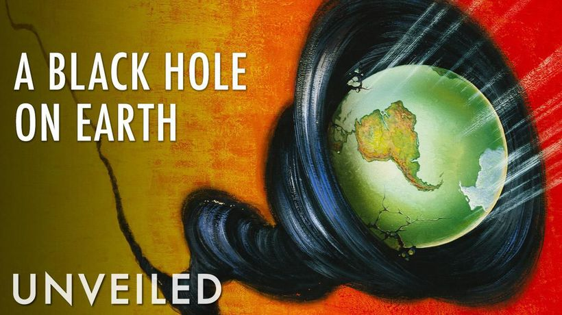 What If A Black Hole Appeared On Earth?   Unveiled