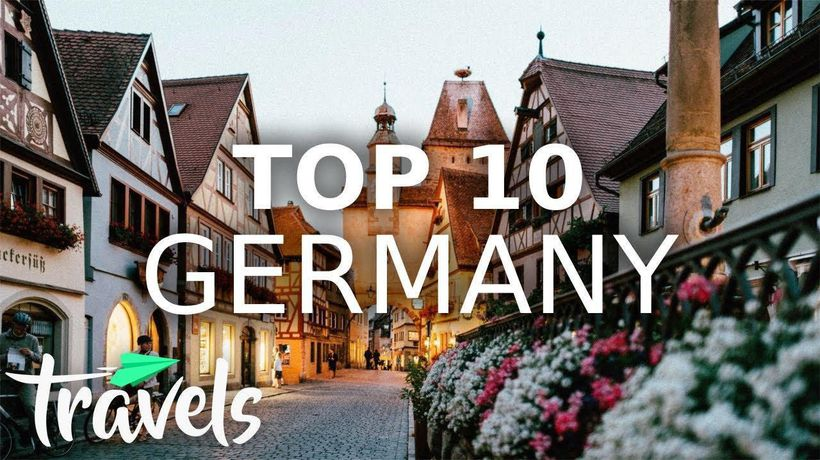 Top 10 Destinations in Germany for 2021