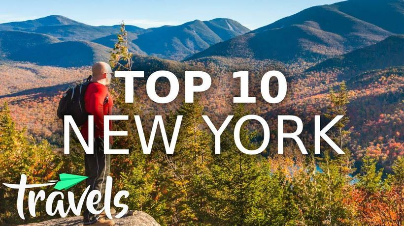 Top 10 Must-Visit Destinations in New York State