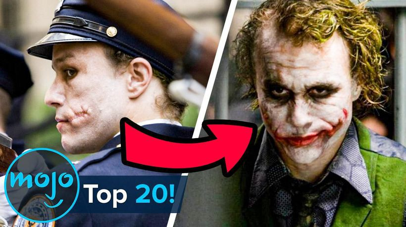 Top 20 Darkest Movie Theories