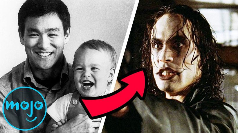 Top 10 Creepiest Celebrity Coincidences