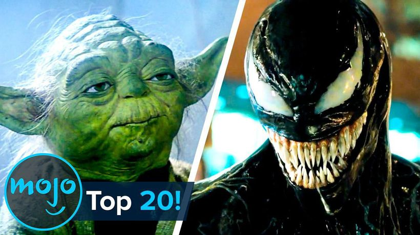 Top 20 Alien Characters of All Time