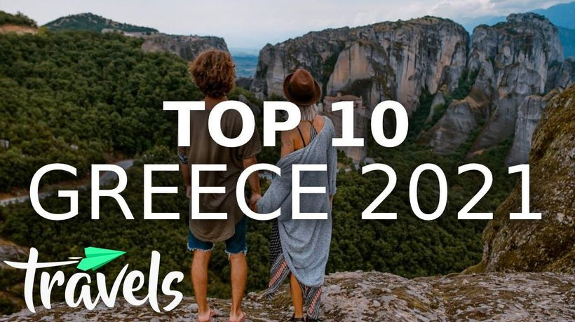 Top 10 Destinations in Greece for 2021