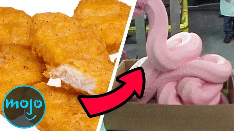 Top 10 Most Disgusting McDonald's Facts