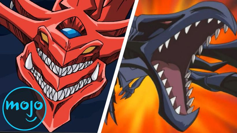Top 10 Legendary Yu-Gi-Oh! Dragons