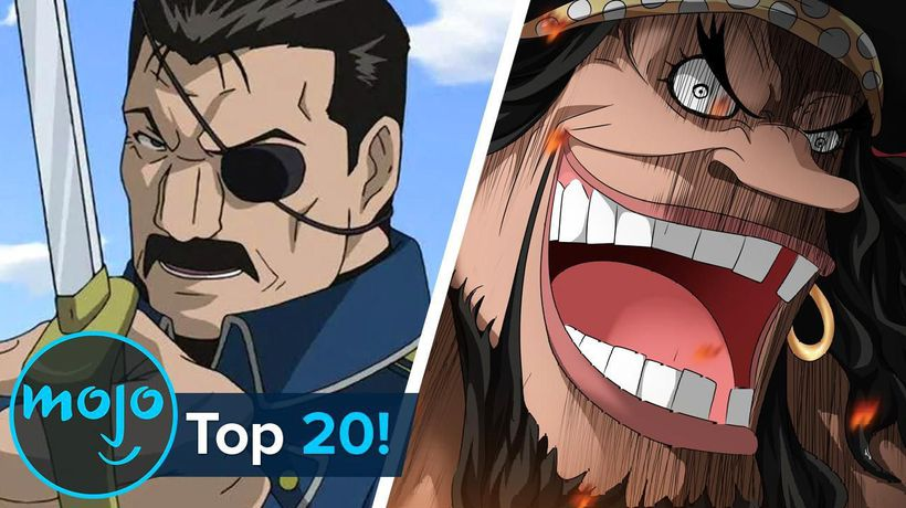 Top 20 Anime Villains of the Century (So Far)