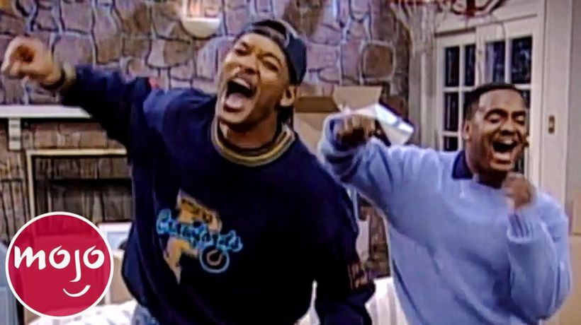 Top 10 Will & Carlton Moments on The Fresh Prince of Bel Air