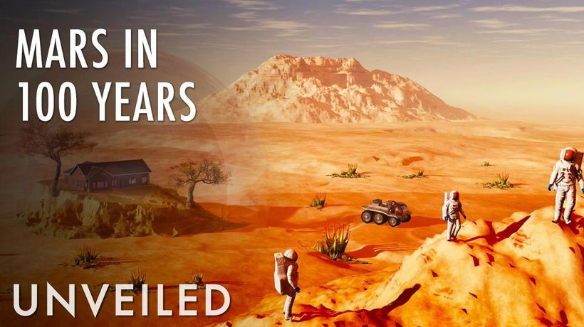 What Will Mars Look Like In 100 Years? | Unveiled