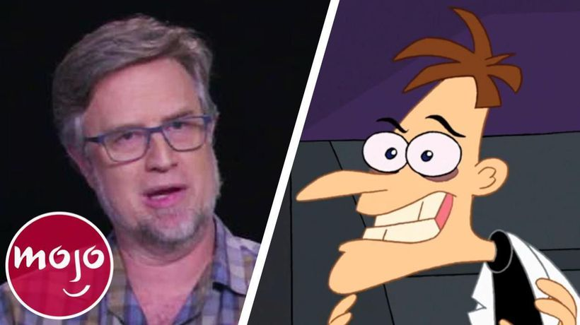 Top 10 Cartoon Creators Who Voiced Characters in Their Own Shows