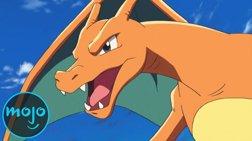 Top 10 Most Popular Pokémon of All Time