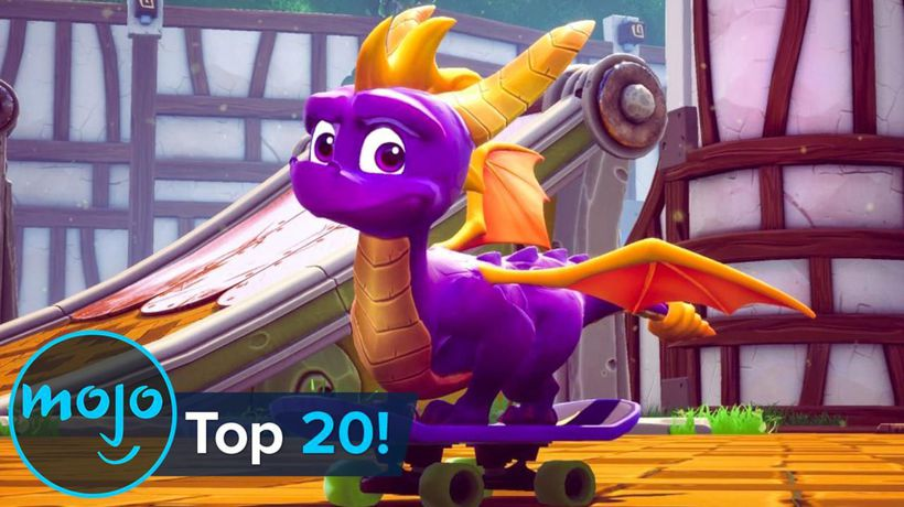 Top 20 Greatest Video Game Dragons Ever