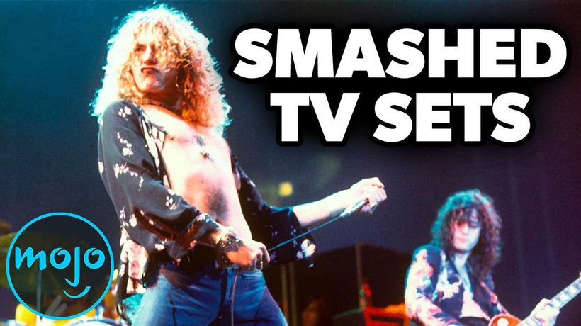 Top 10 Craziest Rock Band Tour Stories Ever