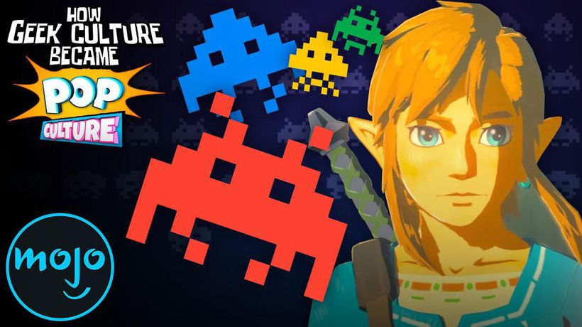 The Video Game Revolution: How Geek Culture Became Pop Culture
