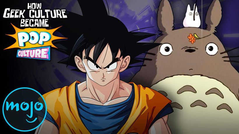 The Rise of Anime: How Geek Culture Became Pop Culture
