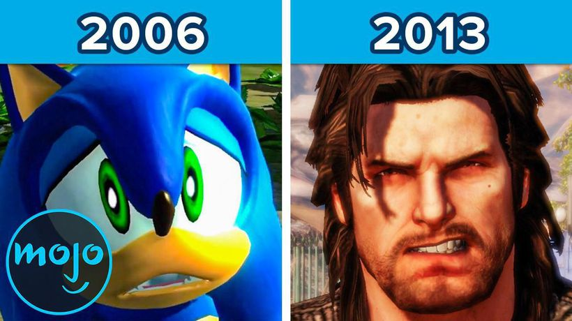 Top 21 Worst Video Games of Each Year (2000-2020)