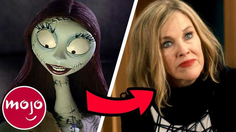 Top 10 Celebs You Forgot Voiced Animated Characters