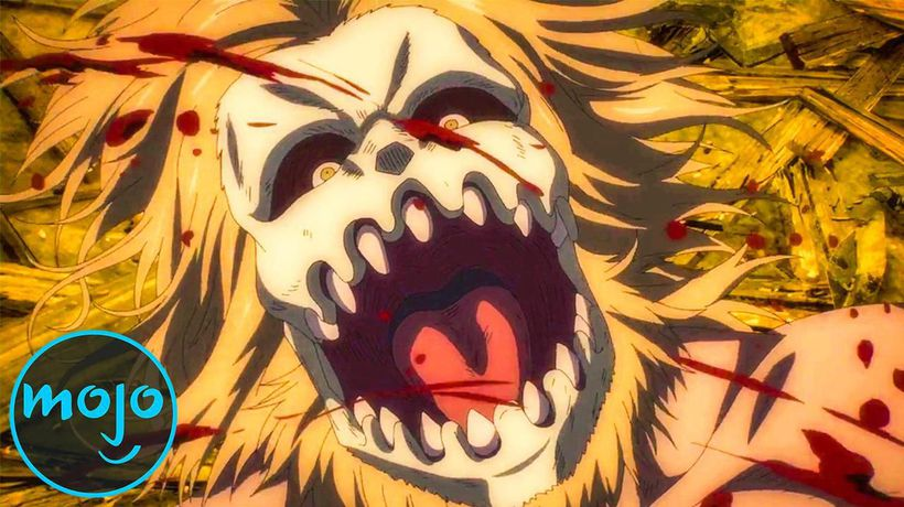 Top 10 Brutal Attack on Titan Moments