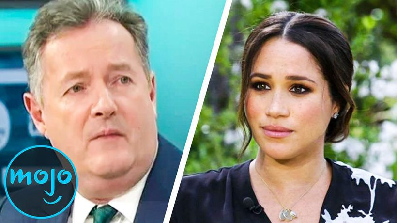 Top 10 Times Piers Morgan Went Too Far