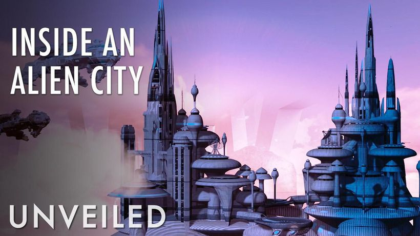 What Would an Alien City Look Like? | Unveiled