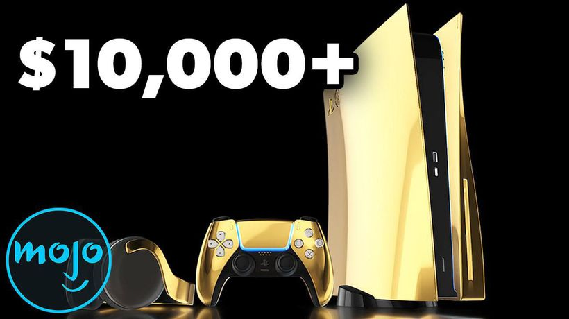 Top 10 Worst Video Game Console Editions Ever
