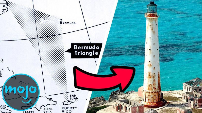 Top 10 Creepiest Unsolved Bermuda Triangle Mysteries