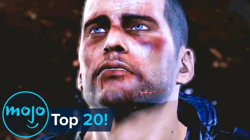 Top 20 Worst Video Game Endings Of All Time