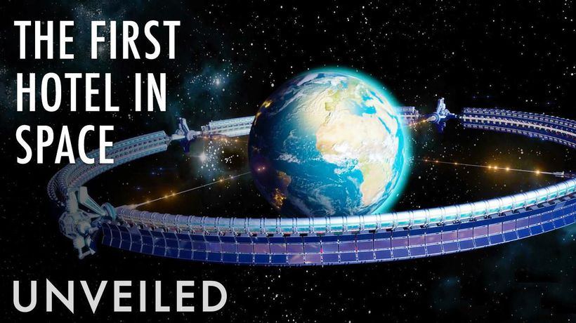 What If There Was a Hotel in Space? | Unveiled