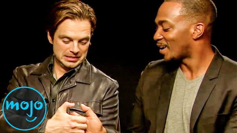 Top 10 Times Anthony Mackie Was Hilarious