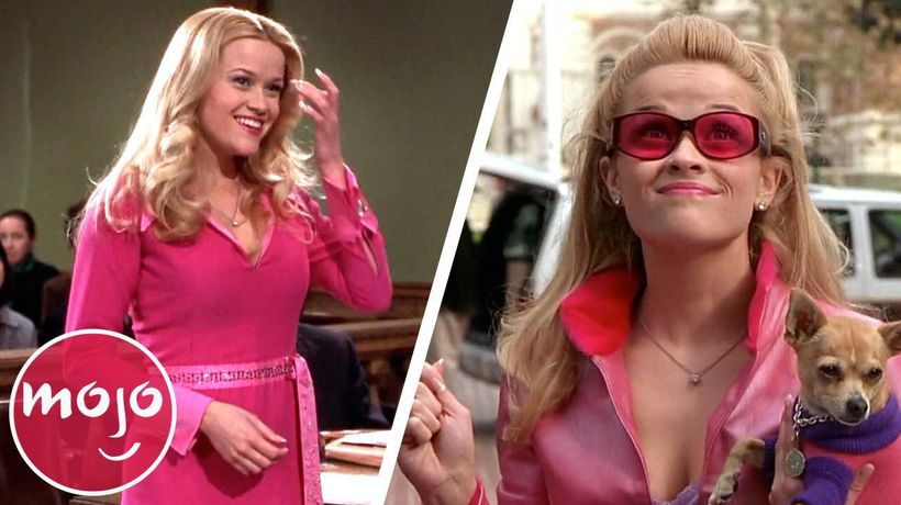 Top 10 Best Elle Woods Outfits in Legally Blonde