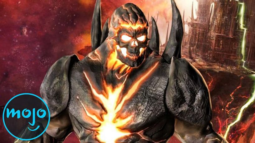 Top 10 Most Powerful Mortal Kombat Fighters