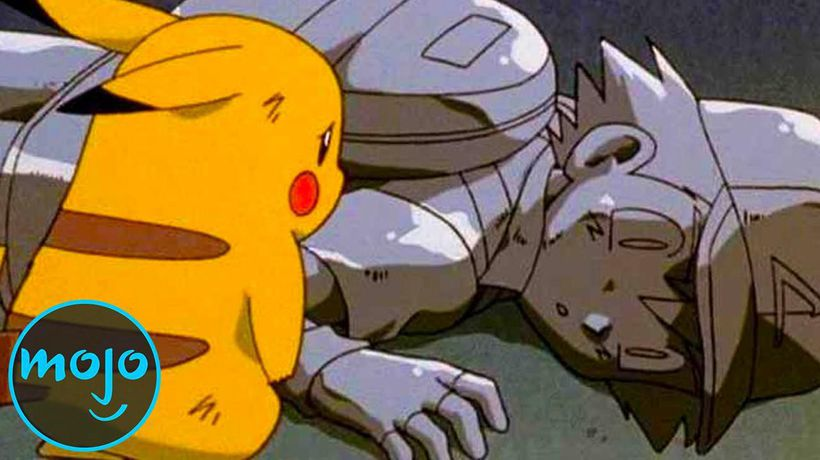 Top 10 Shocking Deaths in the Pokémon Anime