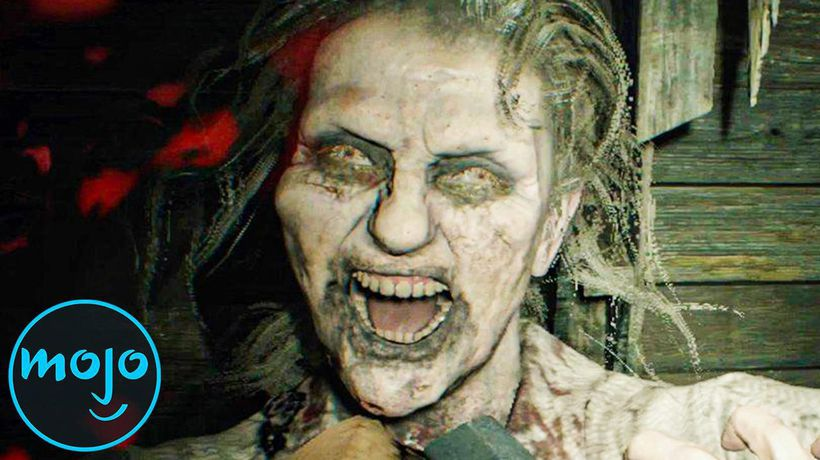 Top 10 Scariest Jump Scares in Resident Evil Games