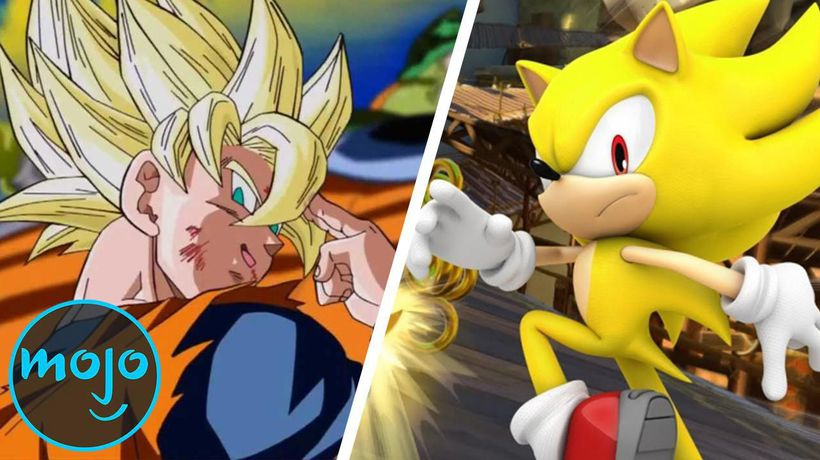 Top 10 Video Games That Ripped Off Anime