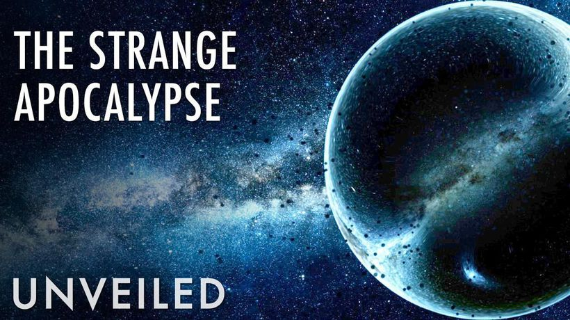 What If Strange Matter Hit Earth?   Unveiled