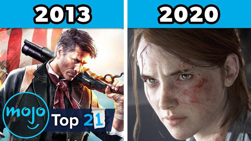 Top 21 Most Overhyped Games of Each Year (2000 - 2020)