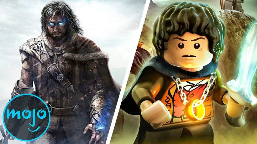 Top 10 Lord of the Rings Games