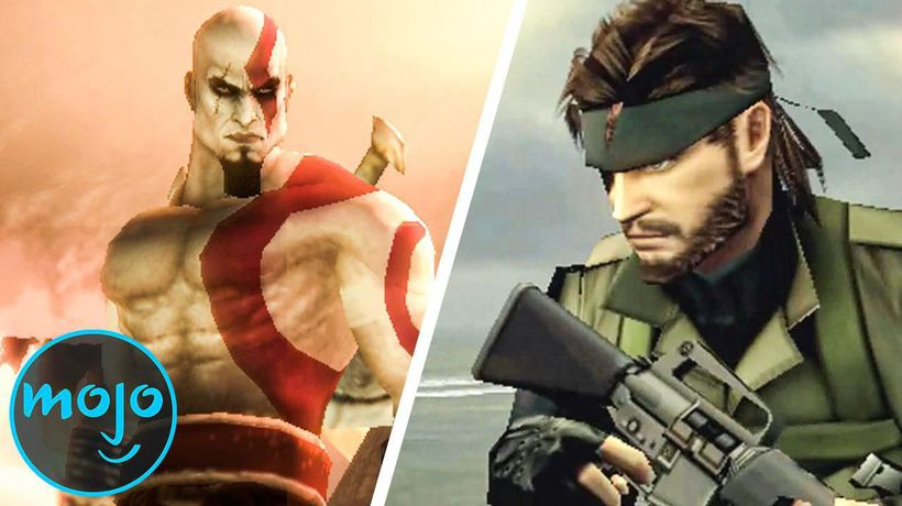 Top 10 PSP Games That Are Still Worth Playing