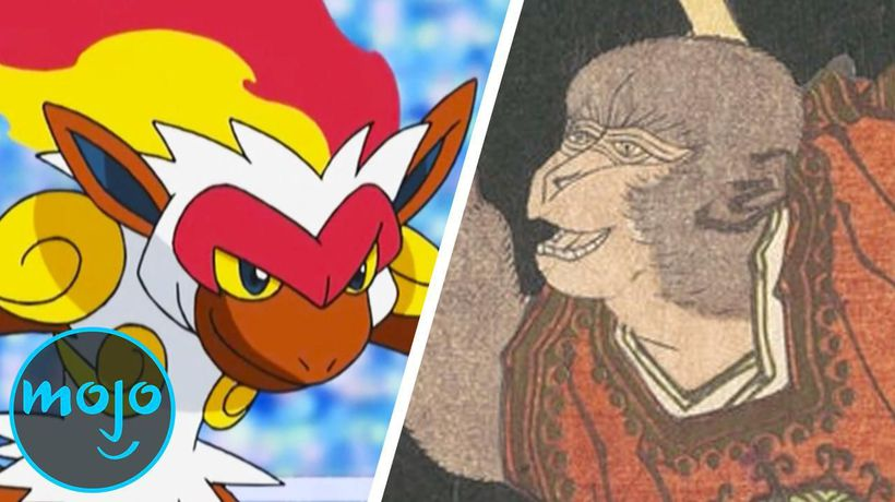 Top 10 Pokemon Inspired By Mythical Creatures