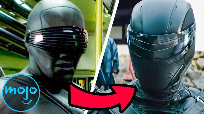 Top 10 Ways Snake Eyes is Different From the Rest of the GI Joe Franchise
