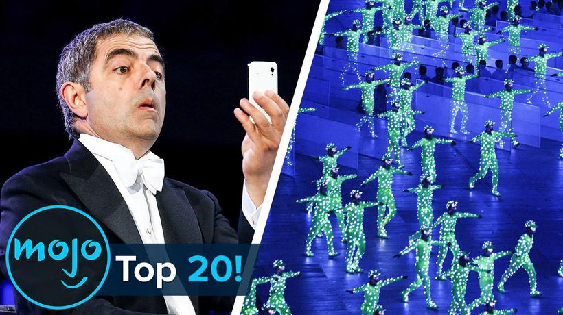Top 20 Greatest Olympic Opening Ceremonies of All Time