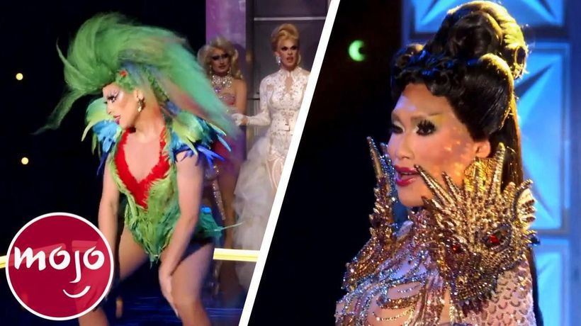 Top 10 One-Sided RuPaul's Drag Race Lip Syncs