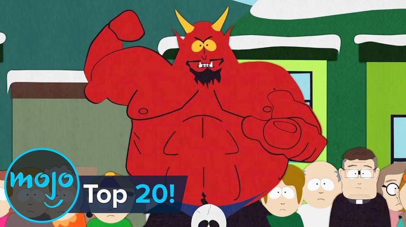 Top 20 Most Hilarious South Park Running Gags