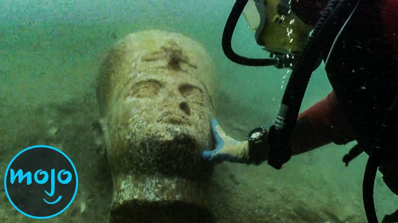 Top 10 Greatest Underwater Discoveries Ever