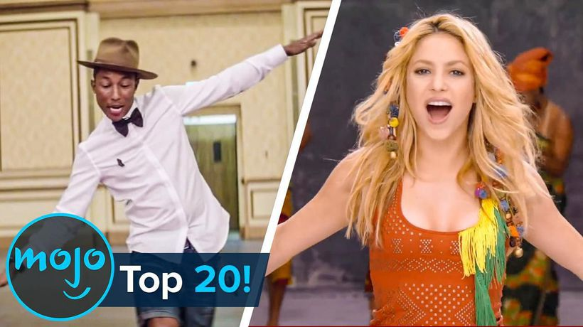 Top 20 Songs That Will Always Make You Smile