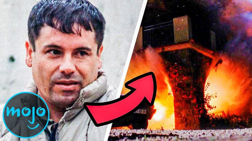 Top 10 Craziest Things El Chapo Has Done