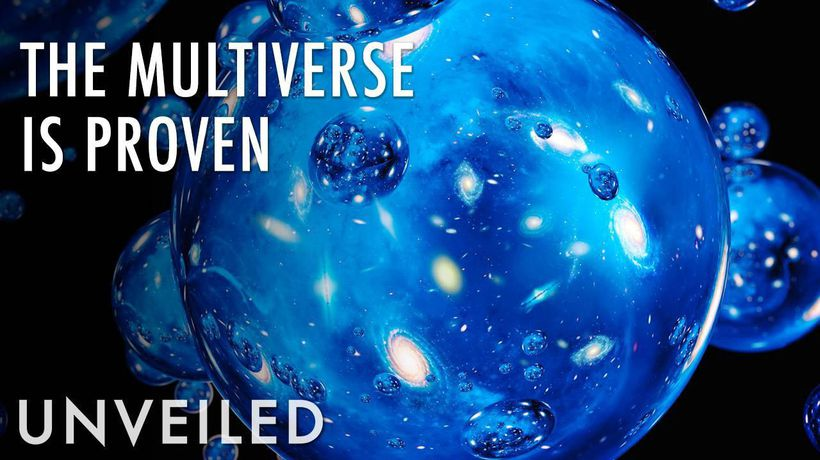 What If We Proved Parallel Universes?   Unveiled